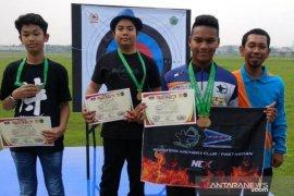 Sunggal dominasi emas panahan Porkot Medan 2019