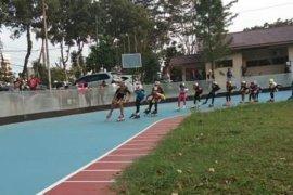 Medan Denai rajai sepatu roda Porkot Medan
