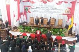 Perumus tuntaskan  tata tertib DPRD Kotabaru 2019---2024