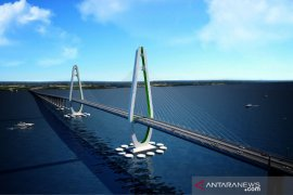DPRD tindaklanjuti proyek Jembatan Pulau Laut ke pusat