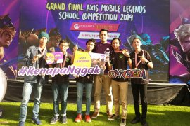 AXIS fasilitasi kompetisi e-Sport antarsekolah se Jabodetabek dan Kalimantan