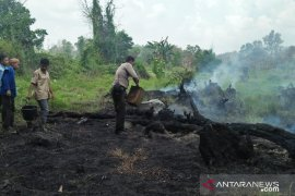 Polres Singkawang tegas tindak pelaku pembakar lahan