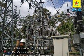 PLN UIP Maluku uji coba GIS SUTT 150 KV Passo