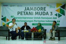 Petrokimia Gresik - 12 universitas  gelar Gerakan Jambore Petani Muda