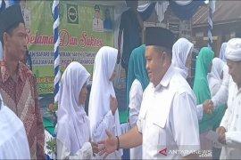 Bupati apresiasi kerukunan umat beragama Angkola Selatan