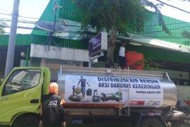 ACT salurkan air bersih ke Masjid Al Falah Surabaya