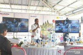 Warkop Ides diluncurkan, warga Desa Belitung Timur dapatkan akses internet