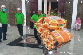1.863 haji asal Sumut masih berada di  Mekkah
