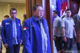 SBY mengaku tidak tergoda jabatan presiden tiga periode