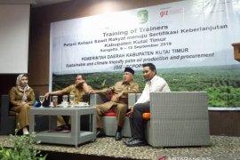 Pemkab Kutim-GIZ latih Petani Kelapa Sawit