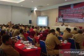 Bupati Kubu Raya minta Pemdes buat target program pemerintahan