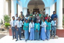 Bupati Irna  pastikan warga Papua nyaman Di Pandeglang