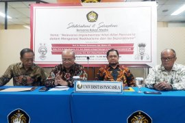 Universitas Pancasila gelar sarasehan bersama media