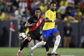 Brasil dikalahkan Peru 0-1 di laga persahabatan
