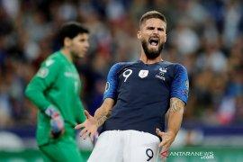 Meskipun Prancis menang tapi  gagal ambil alih puncak klasemen Grup H