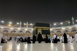 Arab Saudi cabut visa progresif umrah