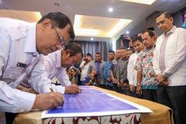 Gubernur:  Keterbukaan informasi dorong partisipasi masyarakat