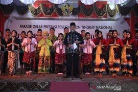 Pemkab HSS dukung pelajar HSS berprestasi di Ajang FL2SN
