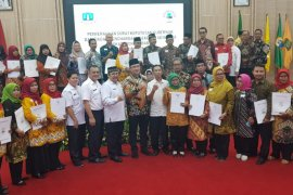 Di Banten, sebanyak 69 sekolah raih penghargaan Adiwiyata tingkat provinsi