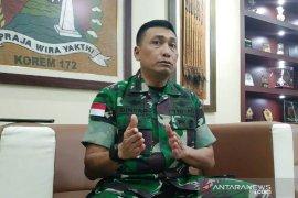 Danrem 172/PWY : Dua Hercules siap bantu angkut mahasiswa Papua