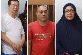 Tiga tersangka tewasnya 30 nyawa pekerja pabrik mancis diserahkan ke Kejaksaan Binjai