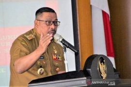 Gubernur Maluku minta forkopimda awasi pemanfaatan DD 2020