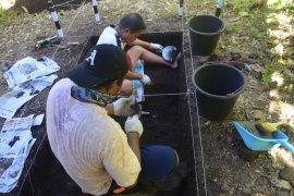 Tim Arkeolog Maluku temukan fondasi kedaton lama kesultanan Tidore