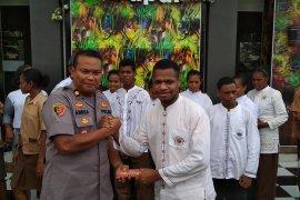 Tatap muka dan dialog Polres Cilegon dengan pelajar asal Papua