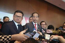 DIM Revisi UU KPK sudah diterima Presiden Jokowi