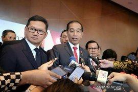 Presiden Jokowi sudah terima DIM Revisi UU KPK