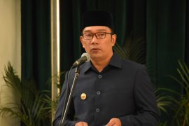 Ridwan Kamil kaji aturan non-ASN ikut lelang Sekda Jabar