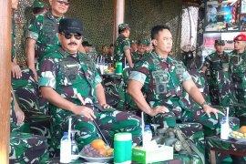 Persiapan Fire Power Demo 2019 di Situbondo ditinjau Panglima TNI