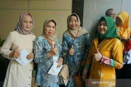 Anisah terkesan pelaksanaan rakernas dekranas 2019