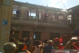 Kerugian akibat bencana di Sukabumi selama Agustus catat Rp4,34 miliar