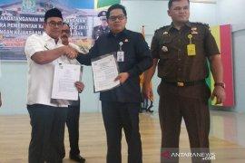 Pemkab Aceh Jaya tanda tangani MoU dengan Kejaksaan Negeri