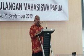 Gubernur Papua tegaskan tidak pernah perintahkan mahasiswa pulang
