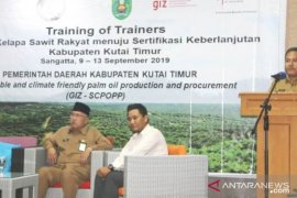 Distan Kutim Dorong Petani Sawit Tingkatkan Kualitas