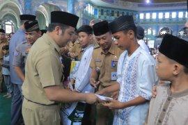 2.600 yatim dan dhuafa disantuni Pemkot Tangerang-Baznas Santuni