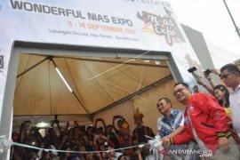 Wonderfull Nias Expo resmi dibuka