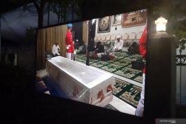 Presiden Joko Widodo akan memimpin upacara pemakaman kenegaraan BJ Habibie