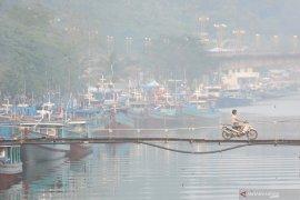 Dampak karhutla, kualitas udara Sumatera Barat sangat tidak  sehat