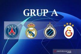 Liga Champions Grup A: Real Madrid dan PSG jadi tim unggulan