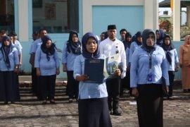 LPP RRI Ternate design mitigasi bencana kentongan tingkatkan ketahanan bencana