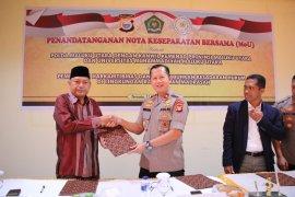 Polda Malut-  Kemenag - kampus cegah radikalisme