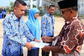 638 PNS di Aceh Timur terima SK kenaikan pangkat