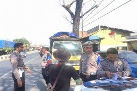 Polisi Cirebon jaring 6.552 kendaraan selama Operasi Patuh