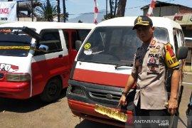 5.465 pengendara di Garut ditilang dalam Operasi Patuh 2019