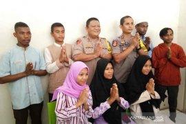 """Polres Indramayu buat sistem """"anak asuh"""" bagi pelajar adal Papua"""