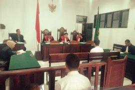 Residivis narkoba di Ambon kembali dihukum empat tahun penjara