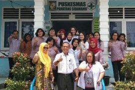 Ibu hamil di Simalungun antusias ikuti bakti sosial RSU Tiara